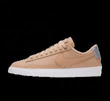Nike Women's Blazer Low Se Premium Vachetta Tan/White