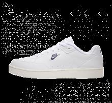 Nike Grandstand II White/Navy-Sail