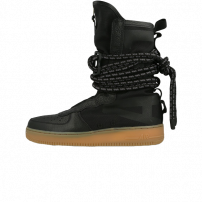 Nike Women's SF Air Force 1 Hi Black/Gum