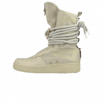 Nike Women's SF Air Force 1 Hi Rattan/White
