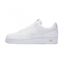 Nike Air Force 1 '07 White/Metallic Gold