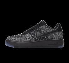 Nike WMNS Air Force 1 Flyknit Low Black/Black-White