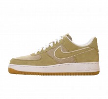 Nike Air Force 1 '07 Khaki/Khaki-White-Gum Light Brown