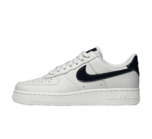 Nike Women's Air Force 1 '07 Vast Grey/Obsidian-Summit White