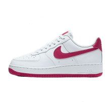 Nike Women's Air Force 1 '07 White/Wild Cherry-Noble Red