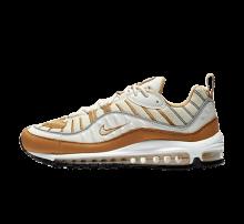 Nike Women's Air Max 98 Phantom/Beach-Wheat-Reflect Silver