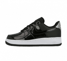Nike 'Beautiful x Powerful' Women's Air Force 1 '07 SE Premium Black/Reflect Silver