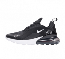 brand new f2a92 f977c Nike Air Max 270 Black Anthracite-White-Solar Red