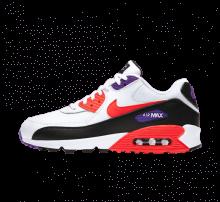 Nike Air Max 90 Essential White/Red Orbit-Psychic Purple