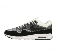 Nike WMNS Air Max 1 Ultra Flyknit White/Black-Black