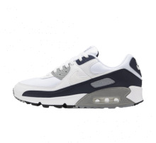 Nike Air Max 90 White/Particle Grey-Obsidian