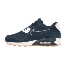 Nike Air Max 90 PRM Armory Navy-Sail-Gum Yellow