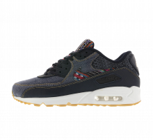 Nike Air Max 90 Premium - Dark Obsidian / Dark Obsidian-Summit White