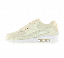 Nike WMNS Air Max 90 PRM LEA Sail/Sail-Light Bone-White