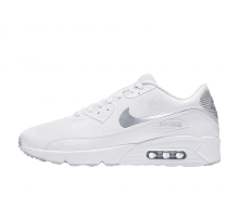 Nike Air Max 90 Ultra 2.0 Essential White/Metallic Silver-White