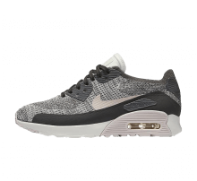 Nike WMNS Air Max 90 Ultra 2.0 Flyknit Midnight Fog/Silt Red-Sail