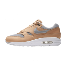 Nike Women's Air Max 1 SE Premium Vachetta Tan/Metallic Silver-White