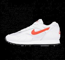 Nike Women's Outburst White/Team Orange