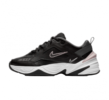 Nike Women's M2K Tekno Black/Plum Chalk-Dark Grey-Summit White