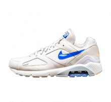 Nike Air Max 180 Desert Sand/Racer Blue-Total Orange