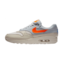 Nike Air Max 1 Desert Sand/Total Orange-Wolf Grey