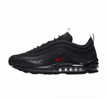 Nike Air Max 97 Black/University Red