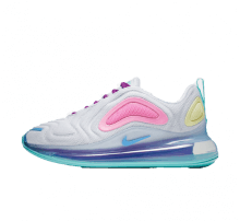 Nike Women's Air Max 720 White/Light Aqua-Chalk Blue