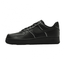 Nike Women's Air Force 1 LO Black/Black-White