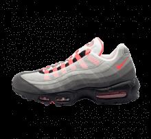 Nike Air Max 95 OG White/Solar Red-Granite-Dust