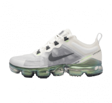 Nike Air Vapormax 2019 Premium White/Dark Grey-Platinum Tint-Lime Blast