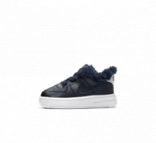 Nike Force 1 '18 Valentine's Day Obsidian/White-Bleached Cora