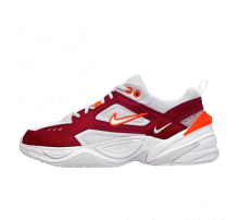 Nike Women's M2K Tekno SE Hyper Crimson/White