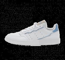 Adidas Supercourt Footwear White/Chalk White-Ambient Sky