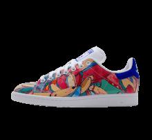 Adidas Stan Smith Coloured Flower