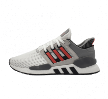 Adidas EQT Support 91/18 Footwear White/Hi-Res Red-Grey Two