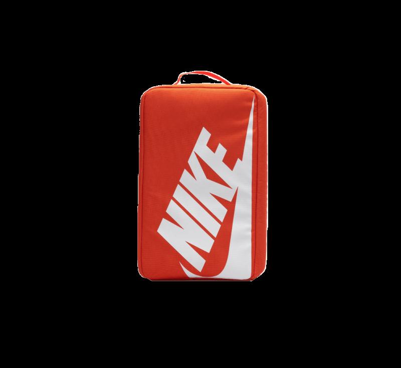 Nike NK Shoebox Bag Orange/White