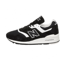 New Balance M997BBK Black/White