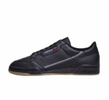 Adidas Continental 80 Core Black/Grey Three