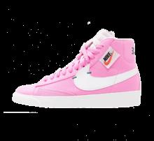 Nike Women's Blazer Mid Rebel Psychic Pink/Summit White - BQ4022-602