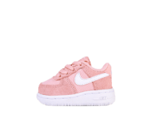 Nike Force 1 PE TD Coral Stardust/White