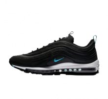 Nike Air Max 97 Black/Blue Fury/Dark Grey