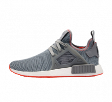 Adidas NMD XR1 Grey Three/Solar Red