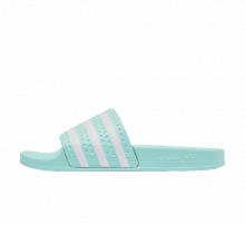 Adidas Adilette Mint/White