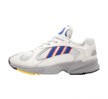 Adidas Yung-1 Grey Two/Collegiate Royal/Scarlet
