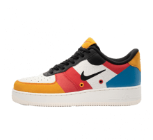 Nike Air Force 1 '07 Premium 1 Sail/Imperial Blue-Amber Rise