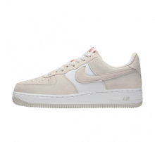 Nike Air Force 1 '07 LV8 Light Bone/University Red
