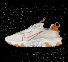 Nike Women's React Vision Pale Ivory/Monarch-Coconut Milk