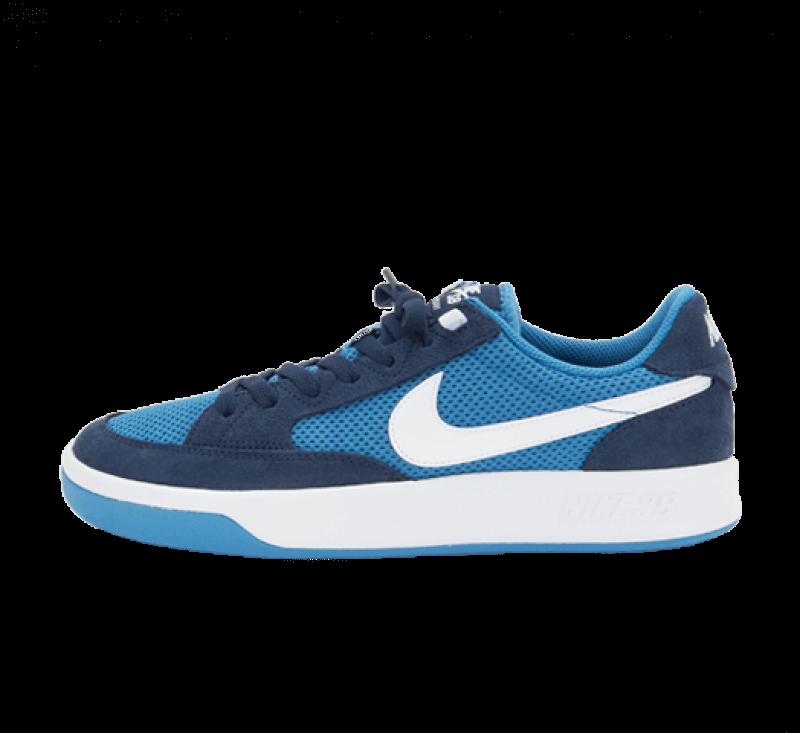 Nike SB Adversary Midnight Navy/White-Dutch Blue