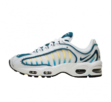 Nike Women's Air Max Tailwind IV White/Green Abyss-Electric Green