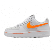 Nike Women's Air Force 1 Lo White/Total Orange